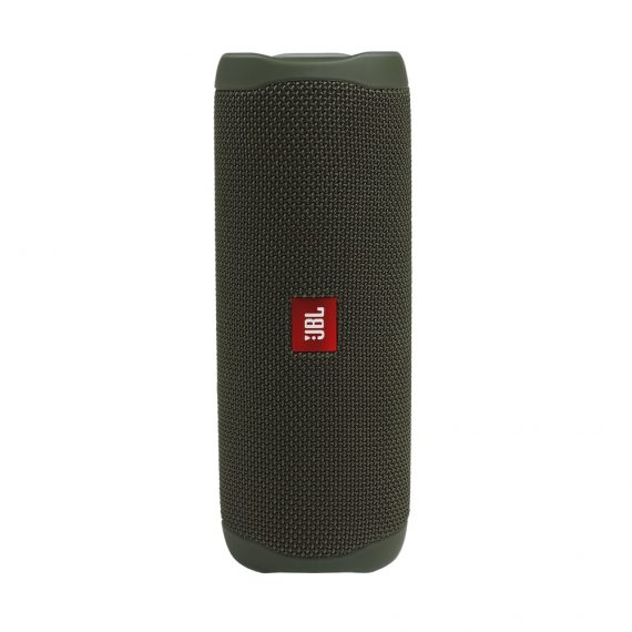 JBL_Flip5_Product Photo_Hero_Forest Green-1605×1605-hero
